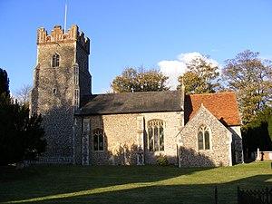 Bredfield - Image: St.Andrews Church, Bredfield geograph.org.uk 1029316