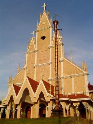 Kundara - St. Mary's Church, Kundara