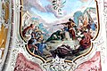 St.Peter und Paul in Söll - Deckenfresko Peter und Paul 3b Enthauptung Paulus.jpg