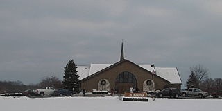 Shandon, Ohio Unincorporated community in Ohio, United States