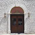 St. Anthony's Church - Davenport, Iowa door.JPG