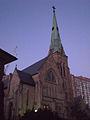 St. Basil's Church, Toronto, west side.JPG