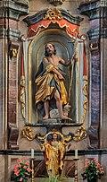 St. Georg - Mundelfingen - Right side altar 02.jpg