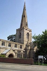 St. Mary the Blessed Virgin, Sutterton - geograph.org.uk - 120962.jpg