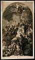 St. Paul shipwrecked on Malta. Etching by F. Bartolozzi, 179 Wellcome V0014670.jpg