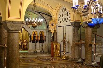 St. Vladimir's Cathedral, Sevastopol - Image: St. Vladimir's Cathedral, Sevastopol 07
