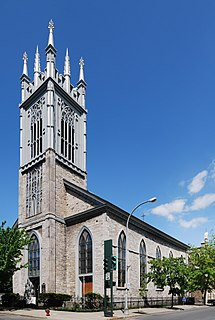 St. Pauls Episcopal Church (Troy, New York) Episcopal church in Troy, New York, USA