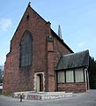 St George's church Washington in Harraton. Parish of Fatfield from sw.jpg