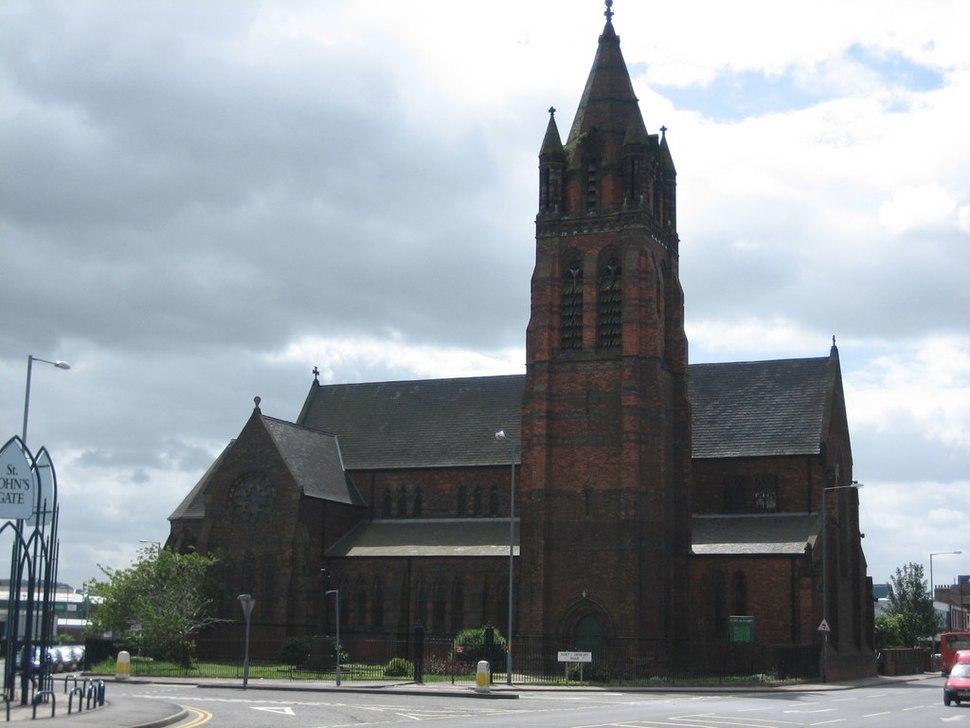 St John's Church, Middlesbrough-geograph-2129360
