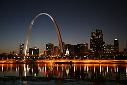 St Louis night