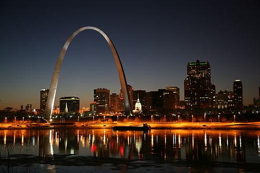St Louis night