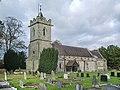 St Mary Magdalene Church, Hadnall - geograph.org.uk - 590725.jpg