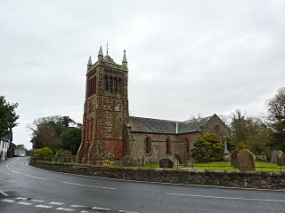 St Michaels Church, Bootle Church in Cumbria, England