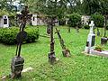 St Nicholas Church cemetery in Kašperské Hory2.jpg