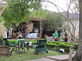 St Pats Parade Day Metairie 2012 Royal Bohemians Porch 5.JPG