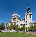 St Paul's Cathedral from Festival Gardens - Diliff.jpg