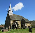 St Peter's Church, School Lane, Hascombe (April 2015) (11).JPG