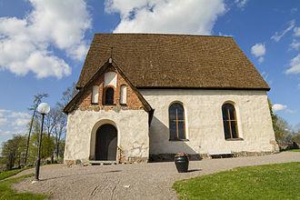 Knivsta - St Stephen's Church in Knivsta