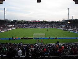 Жиронда бордо футбольный клуб вместимость стадиона