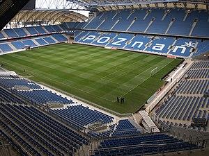 2013–14 Ekstraklasa - Image: Stadion Lecha Poznan. 2010 11 03 (4)