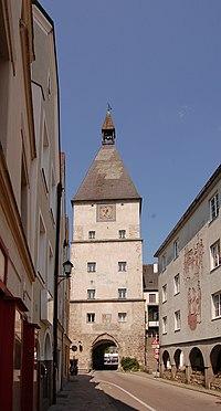 Stadtturm Braunau am Inn Salzburger Vorstadt I.jpg