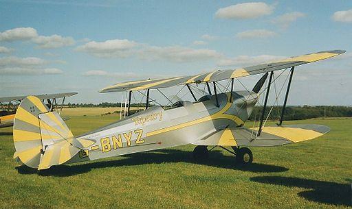 Stampe-Vertongen SV-4E AN0309406