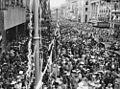 StateLibQld 1 104644 Scene in Queen Street after the U.S. naval march, Brisbane, 1941.jpg