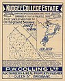 StateLibQld 2 263036 Estate map of Nudgee College Estate, Nudgee, Brisbane, Queensland, 1912.jpg