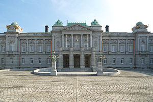 Akasaka Palace - Akasaka Palace functions as the State Guesthouse today
