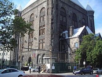 Metropolitan Transition Center - Maryland Penitentiary, Gate 3