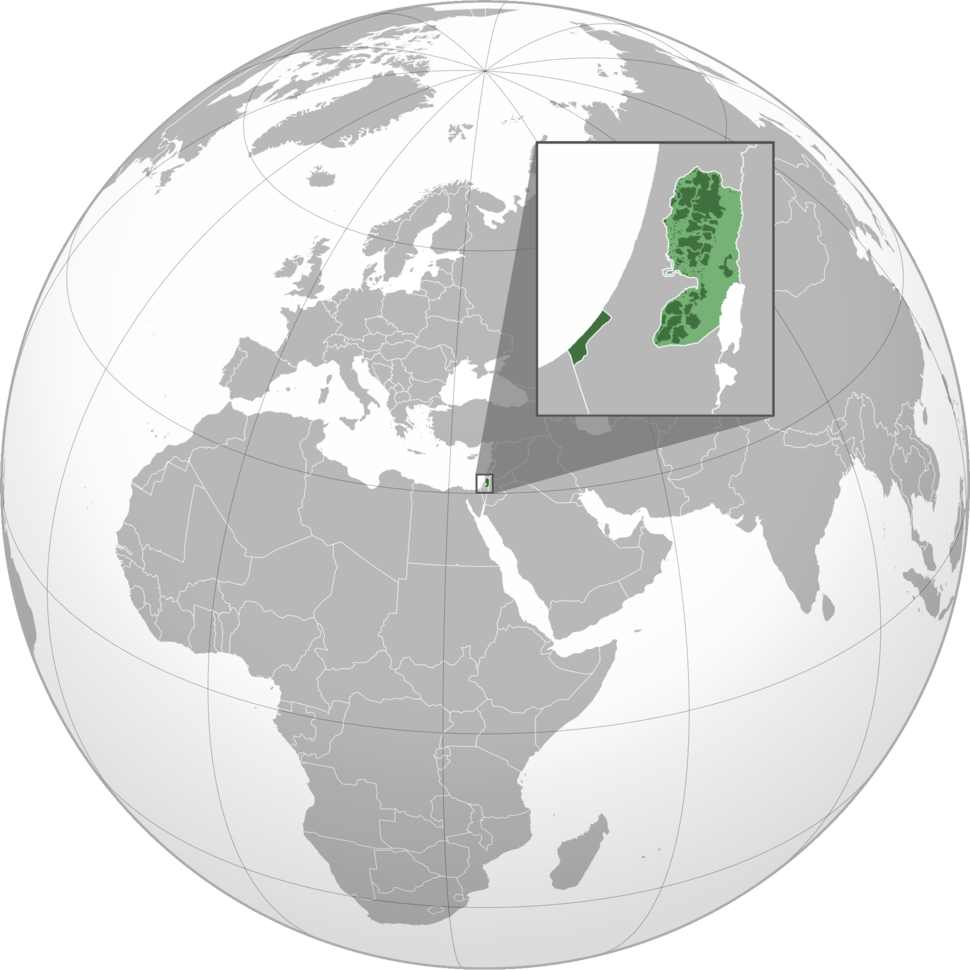 State of Palestine Lands and Claims