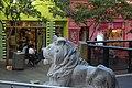 Statue at Chinatown, Sydney, Australia.jpg