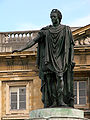 Statue de Louis XV Place Royale Reims 05.jpg