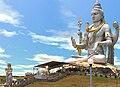 Statue of god siva ,murudeswaram.jpg