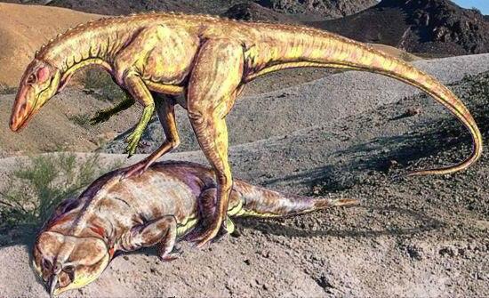 Staurikosaurus DB
