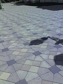 Berühmt Pflaster (Bodenbelag) – Wikipedia IP03