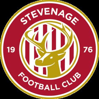 Stevenage F.C. Association football club in Stevenage, England