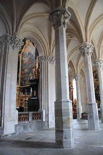Lilienfeld Abbey - Image: Stift Lilienfeld 3514