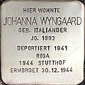Stolperstein Johanna Wyngaard1.jpg