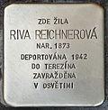 Stolperstein für Riva Reichnerova.jpg