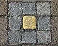 Stolpersteinlage Barsinghausen Friedrich Krause.jpg