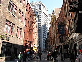 Image illustrative de l'article Stone Street (Manhattan)