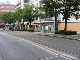 An der Dammheide in Frankfurt am Main