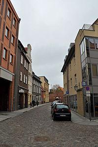 Stralsund, Külpstraße, Ecke Fährstraße (2012-03-11) 1, by Klugschnacker in Wikipedia.jpg