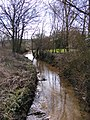 Stream off River Lane - geograph.org.uk - 1778191.jpg