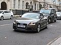 Streetcarl Audi TT brown (6433629661).jpg