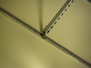 Strut channel - Image: Strut Joint