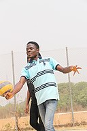 Students at the University of Ilorin Playing. 34.jpg