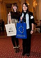 Students show off their British Council and EU Bags (5181717156).jpg
