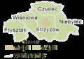 Subcarpathian Voivodeship - strzyżowski county gminas.png